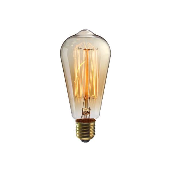 لامپ رشته ای 40 وات بالب لندن مدل st64-v5