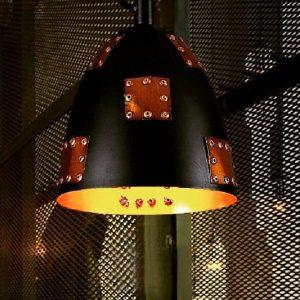 چراغ آویز دکوراتیو بالب لندن مدل SUTURAL PENDANT