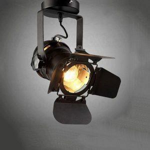چراغ سقفی دکوراتیو بالب لندن مدل INDUSTRIAL SPOT LIGHT