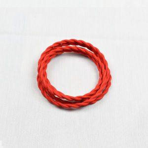 کابل دو رشته ای بالب لندن مدل TWISTED CABLE 1/5M
