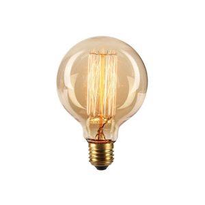 لامپ رشته ای 40 وات بالب لندن مدل g95-v1