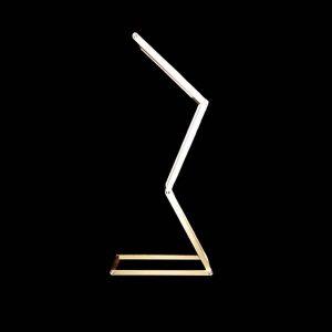 چراغ رومیزی بالب لندن مدل FOLDABLE DESK LAMP 3W ROSE GOLD