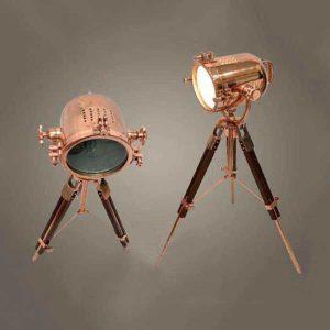 چراغ سه پایه دکوراتیو بالب لندن مدل FL23