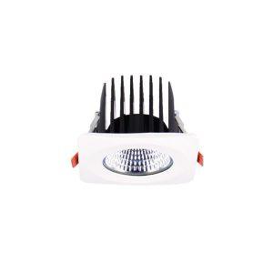 چراغ سقفی توکار 12 وات S.P.N مدل HL100RCG