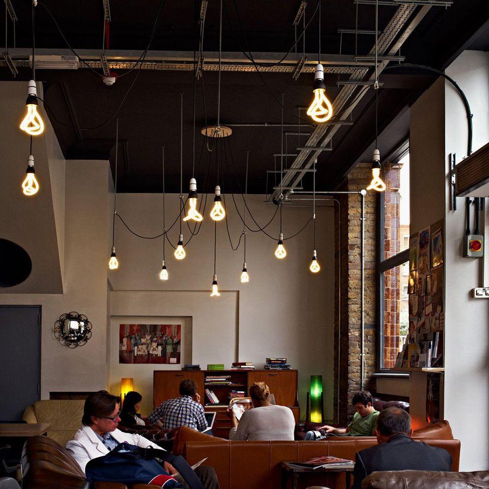 noorbrand,انواع نورپردازی در رستوران,اهمیت نورپردازی در طراحی,