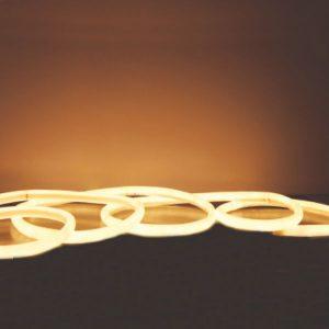 ریسه فلکسی گرد 320 درجه S.P.N مدل Round Flexible Light
