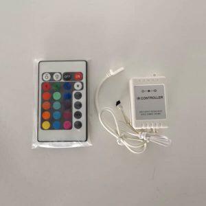 ریموت کنترل rgb مدل rgb-03