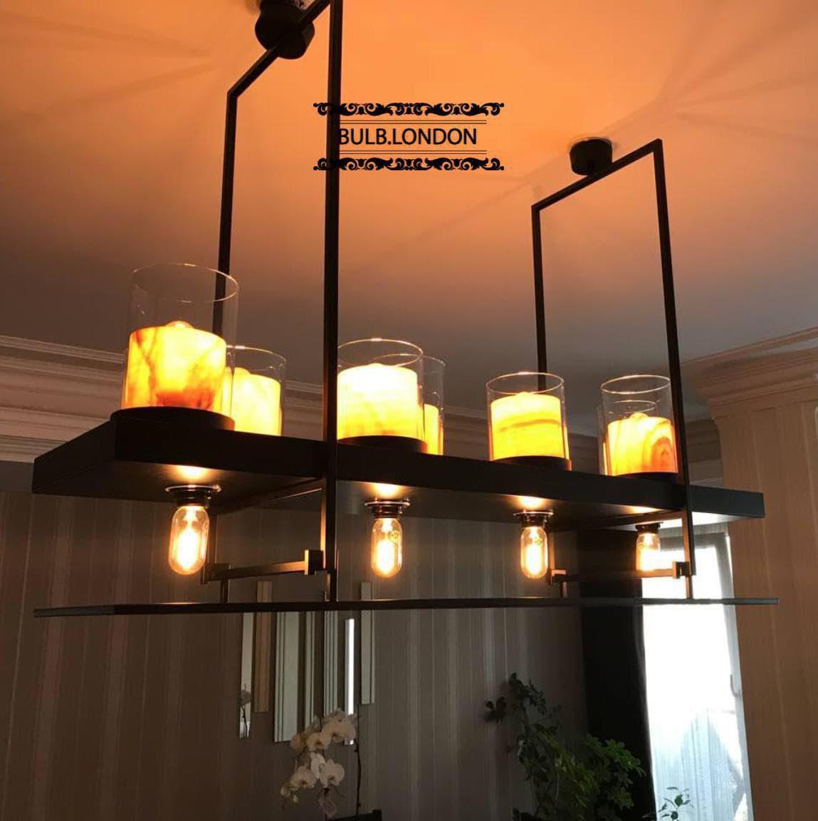 پروژه روشنایی منزل مسکونی