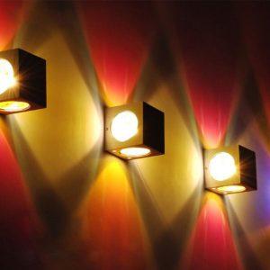 چراغ دیواری Hobo مدل Square