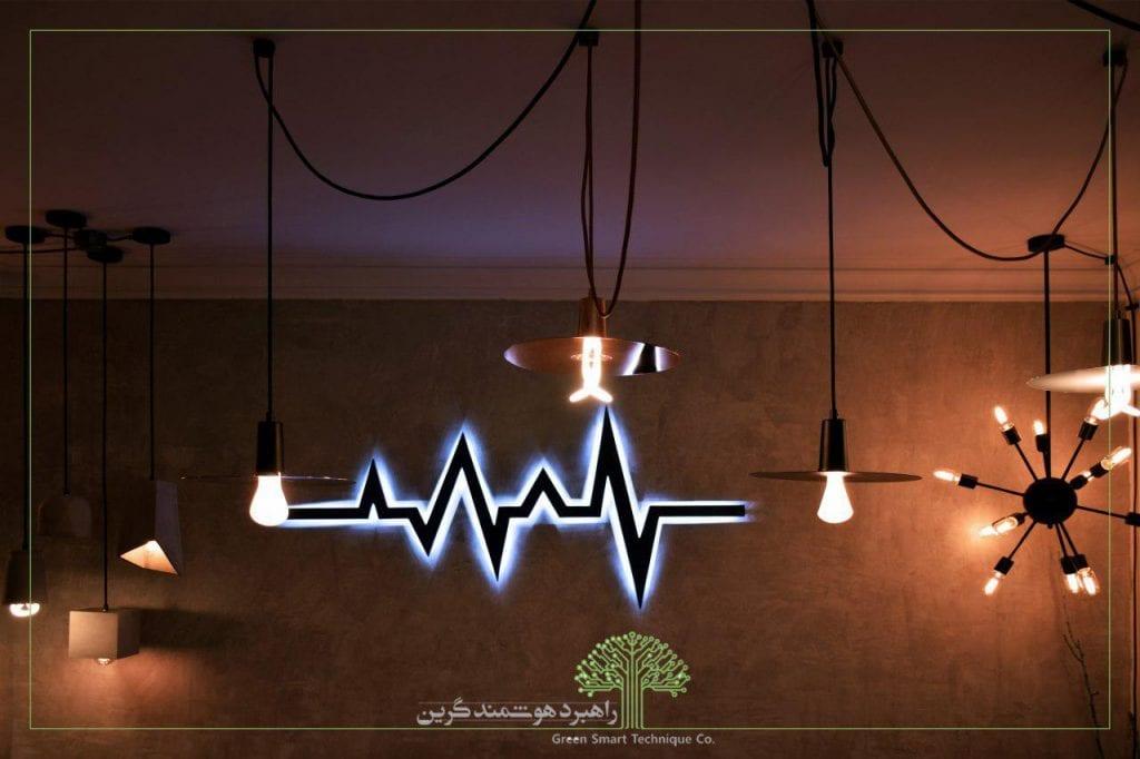 پروژه نورپردازی SHOWROOM سهروردی