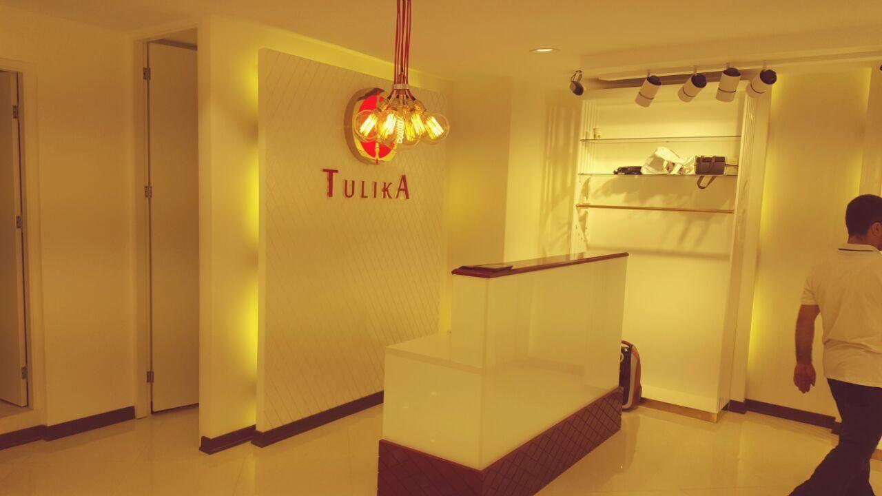 پروژه نورپردازی اداری TULIKA