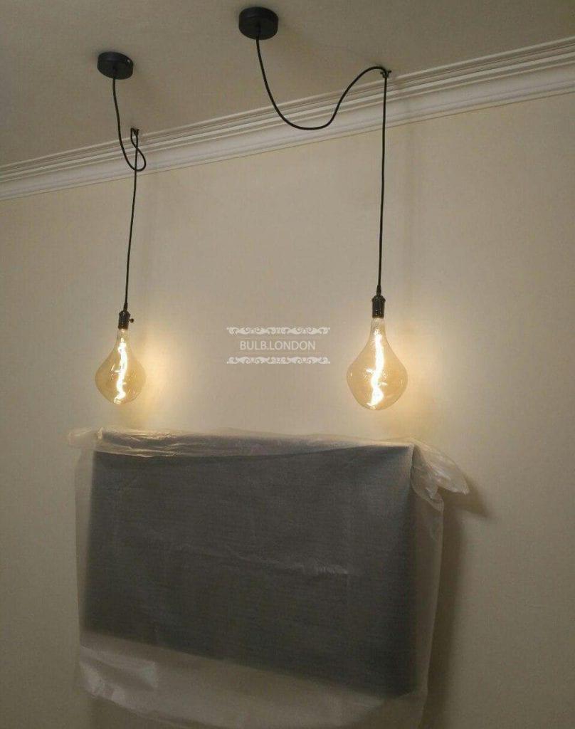 پروژه نورپردازی منزل مسکونی
