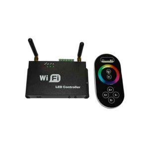 کنترل کننده ریسه rgb مدل wifi-led