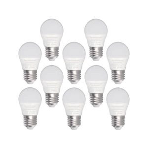 فروش عمده لامپ ال ای دی بالب لندن مدل DAILY GLOBE LED 8W