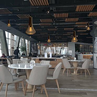 رستوران و کافه